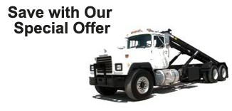Special Offer, Garbage Collection | Trash Dumpster Rental